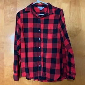 Bundle of 2 Old Navy Flannel Shirts